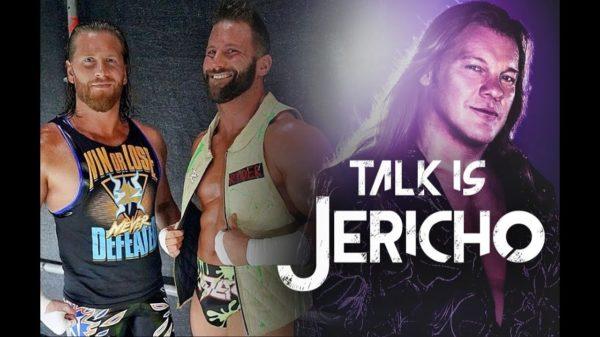 Jericho, Ryder and Hawkins