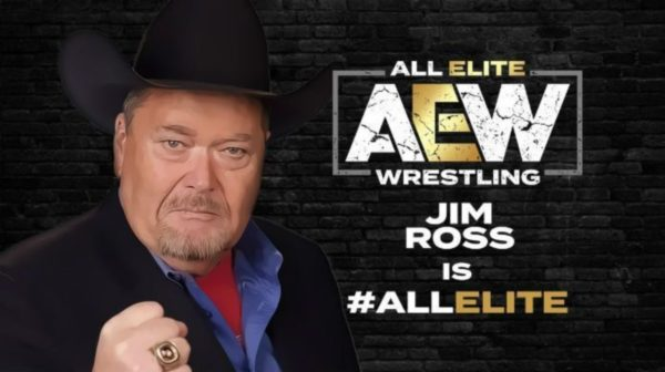 Cornette claims Jim Ross' career is being ruined by AEW