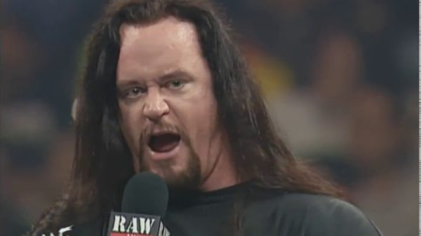 The Undertaker's Pipebomb