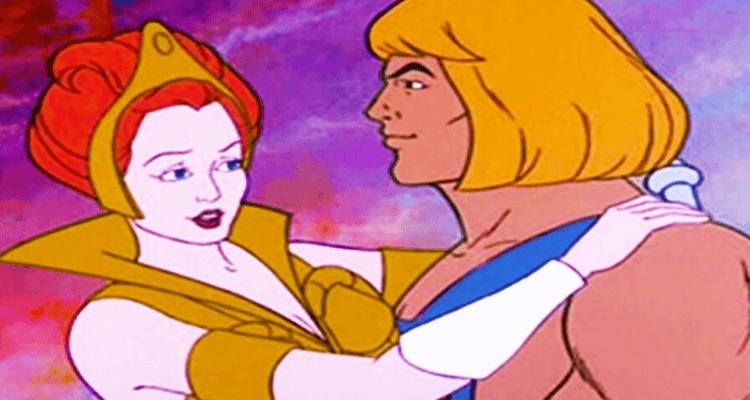 He-Man and Teela