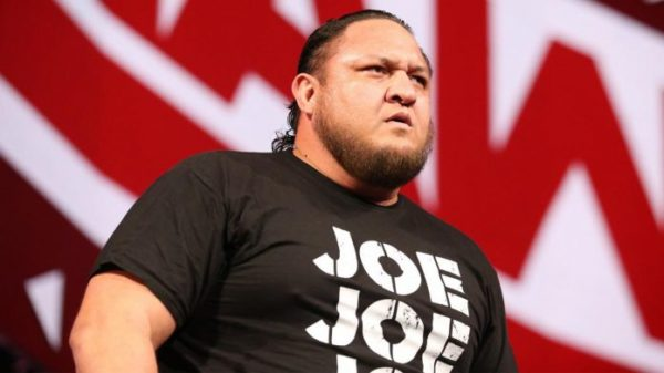 Samoa Joe retains his role on the Raw commentary team