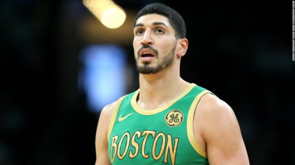 NBA star Enes Kanter had a brilliant career