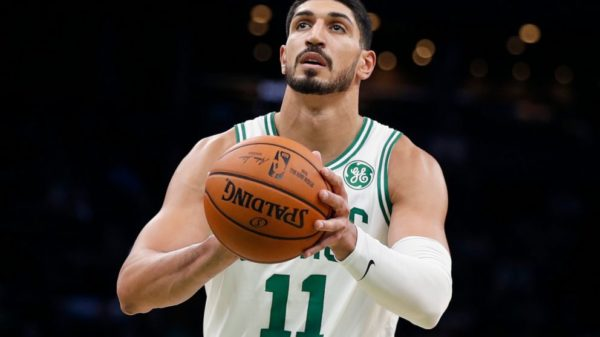 Kanter is considering another career