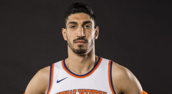 is a WWE the best thing for Enes Kanter