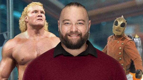 Bray Wyatt reveals how Sycho Sid broke his rocketeer toy