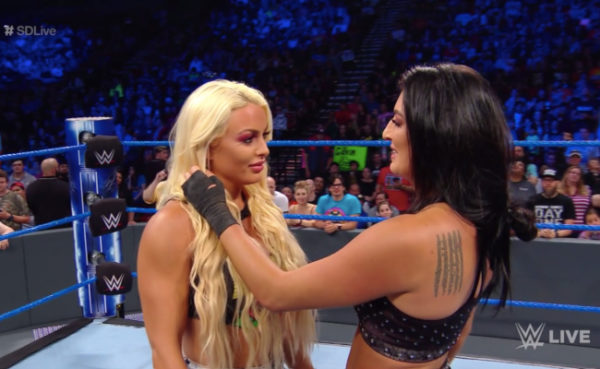 WWE considers another lesbian storyline