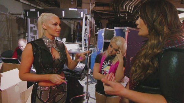 The confrontation between Maryse and Nia Jax is still talked about