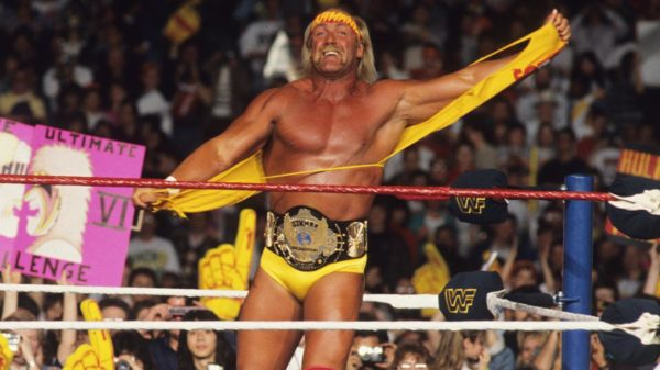 Hulk Hogan was banned by Tony Khan
