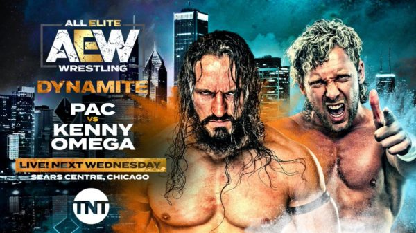 Kenny Omega and Pac