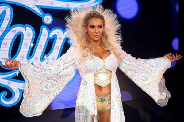 Charlotte flair comments on being taken for granted