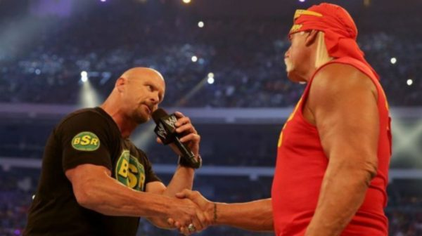 WWE legend Stone Cold never wanted a match with Hulk Hogan