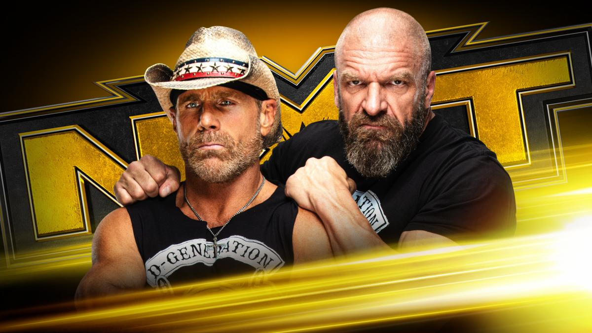 HBK HEATED AT TAKEOVER