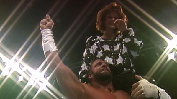 Miss Elizabeth and Randy Savage created one of the most iconic moments in WWE wrestling history.