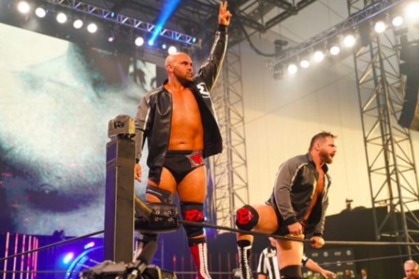 FTR comes to the rescue of the tag team division