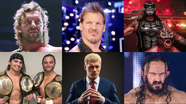 AEW does need more black wrestlers