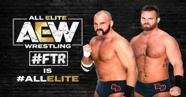 Dax Harwood calls AEW experience a dream compared to WWE