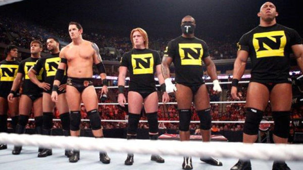WWE had no long-term plans for Nexus