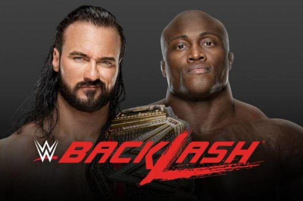 Lashley and McIntyre came up with the match idea