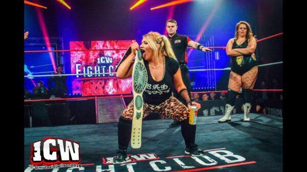 Insane Championship Wrestling delays all its shows