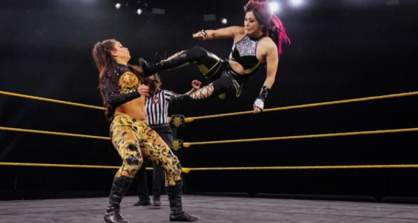Is NXT being hampered by the main roster?