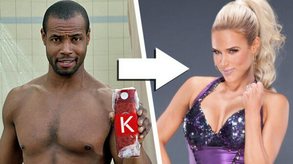 Lana used to date the old spice guy
