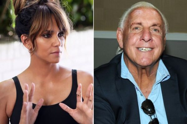 Ric Flair claims he slept with Halle Berry