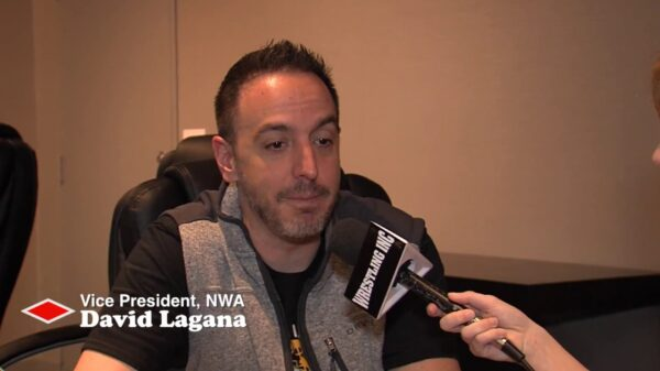 David Lagana stands accused of sexual misconduct
