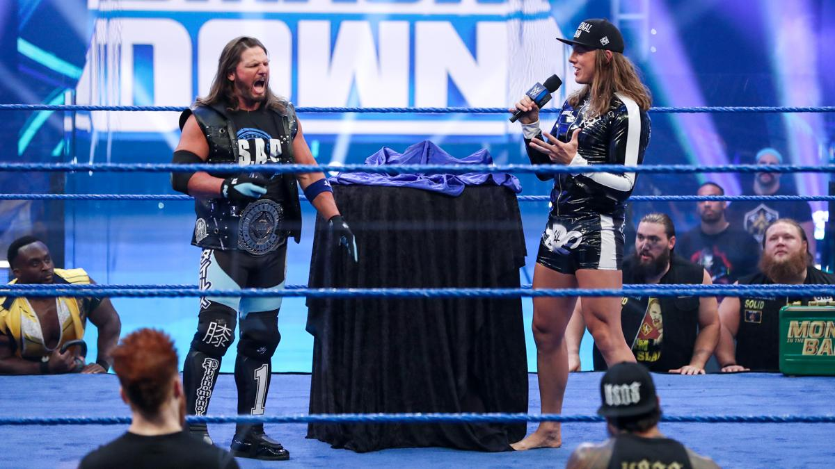 McMahon High On Superstar