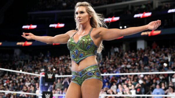 charlotte said that fans never get the chance to miss her