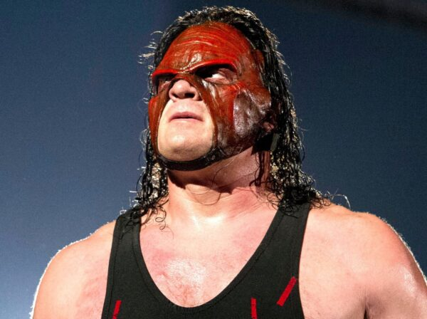 Kane became one of the most iconic wrestlers around!