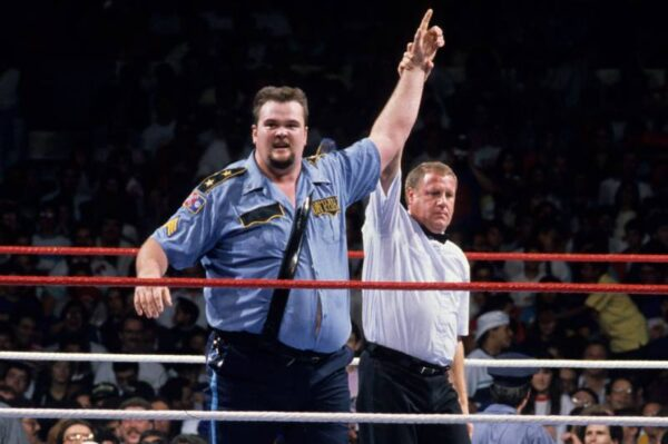 Big Boss Men was one of the scary men in the attitude era