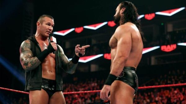 Drew could face Randy Orton at Summerslam