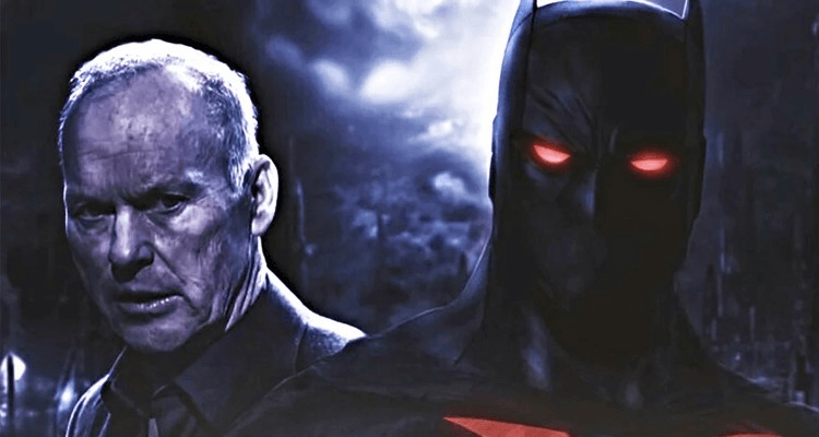 Batman Beyond-Michael Keaton