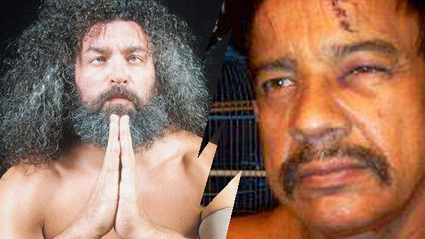 Former WWE wrestler Invader stood accused of murder