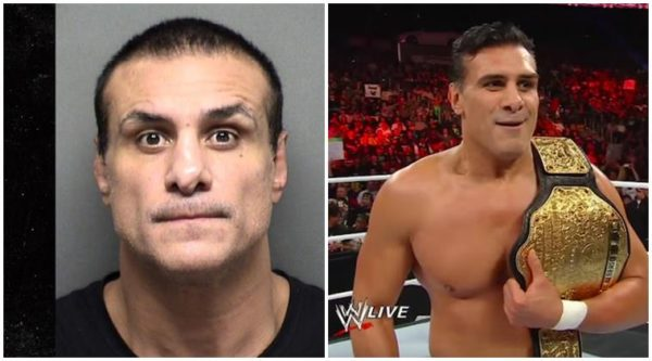 Former WWE wrestler Alberto Del Rio stands accused of sexual Assault