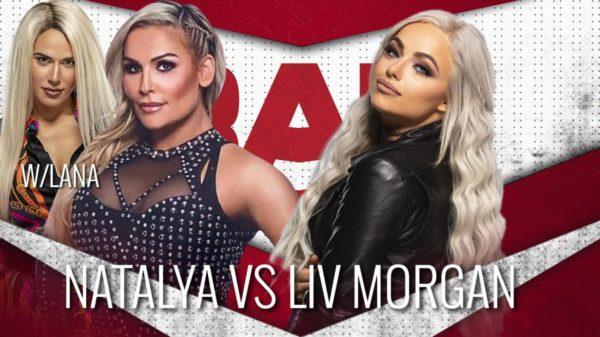 Morgan took a heavy loss against Natalya