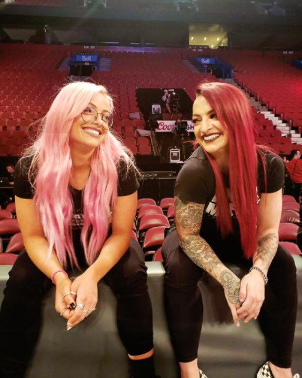 Liv Morgan and Ruby Riott could reunite
