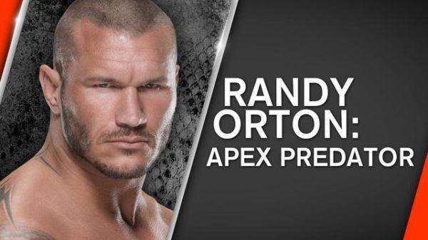 Apex Predator Orton
