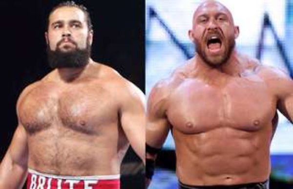 Ryback thinks Rusev joining All Elite is a good idea