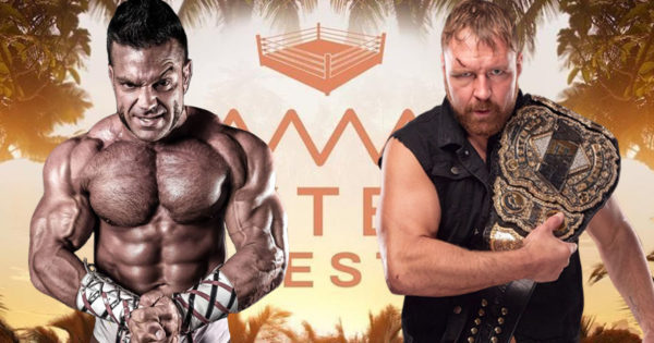 Will Jon Moxley Be Ready For Fyter Fest?