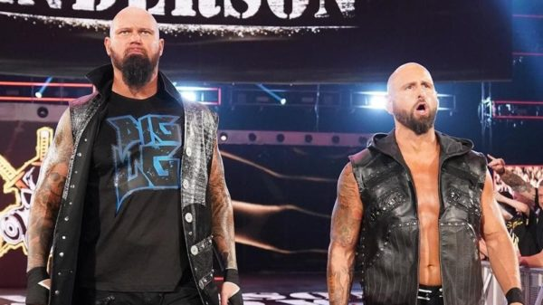 Are the rumors about Gallows and Anderson true?