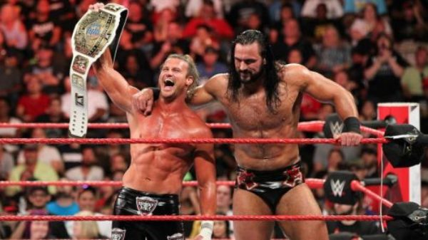 Dolph Ziggler has quite a history with Drew McIntyre