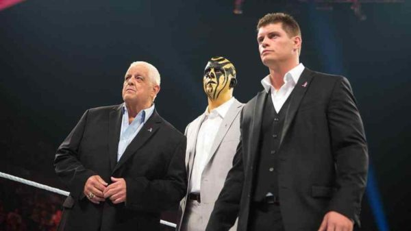 The link between NXT and dusty rhodes