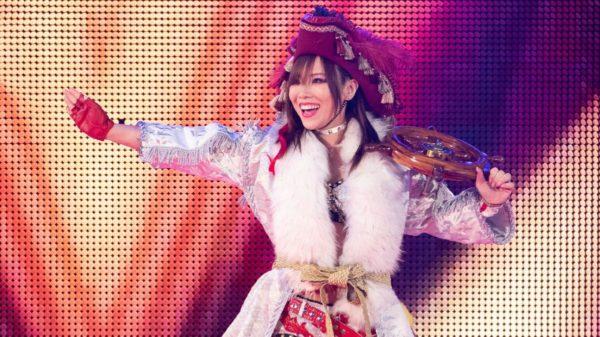 Kairi Sane's wrestling status is in doubt