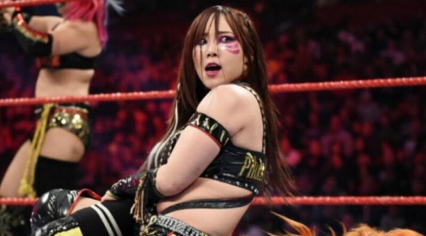 WWE remains silent about Kairi Sane