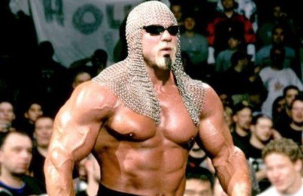 Free agent scott steiner was ruined by WWE in 2002