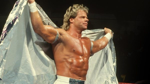 Leg Luger never won a title in WWE