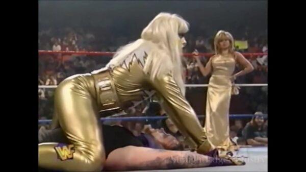 Goldust pulls most bizarre prank on the Undertaker
