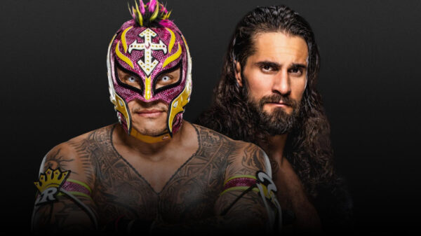 Rey Mysterio and Seth Rollins announced for The Horror Show