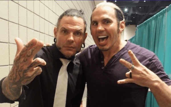 Jeff Hardy wants to head to AEW, but still stuck to a contract